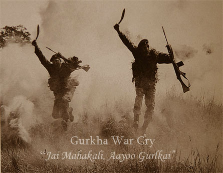 See Gorkha Gurkha Army Kukri Khukuri Khukri Knife In