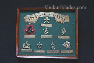 Brigade of Gurkhas frame