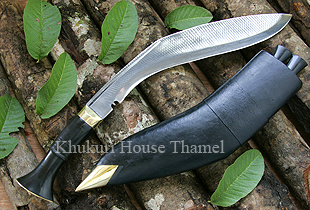 Khukuri Filer Markings