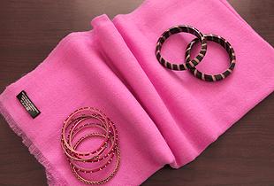 Cashmere shawl 9